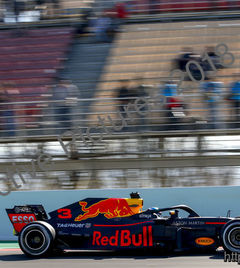 Last Album - Formula one Test in Barcelona 2018 title photo